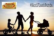Tips Mengatasi Lebam Anak Ketika Travelling dengan #AksiFlashBunda