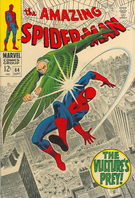 Amazing Spider-Man #64, the Vulture