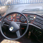 Het dashboard van de Bova