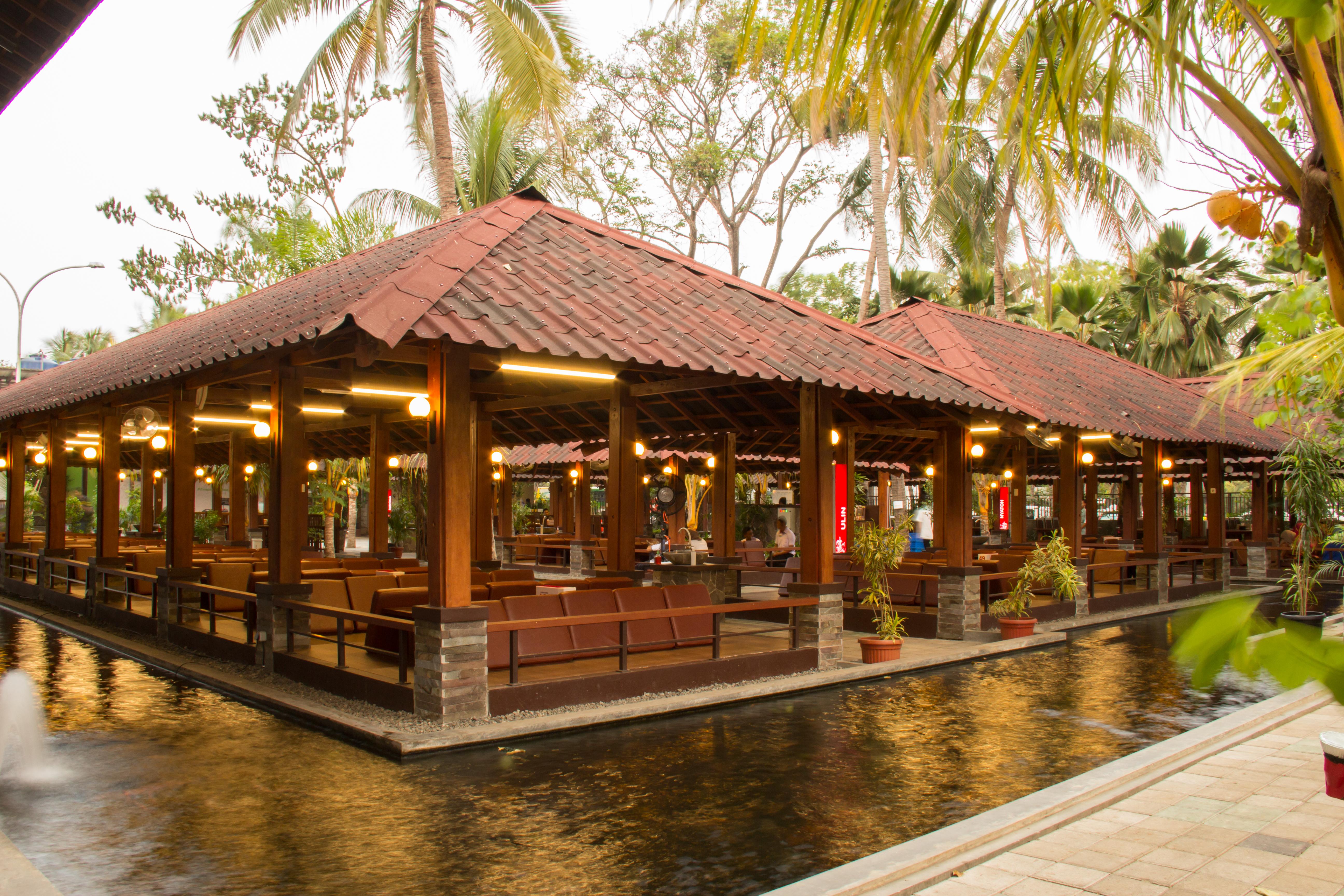 Taman Santap Rumah Kayu Summarecon Gading Serpong Google