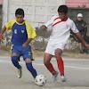 San Vicente Norte goleó en primera infantil