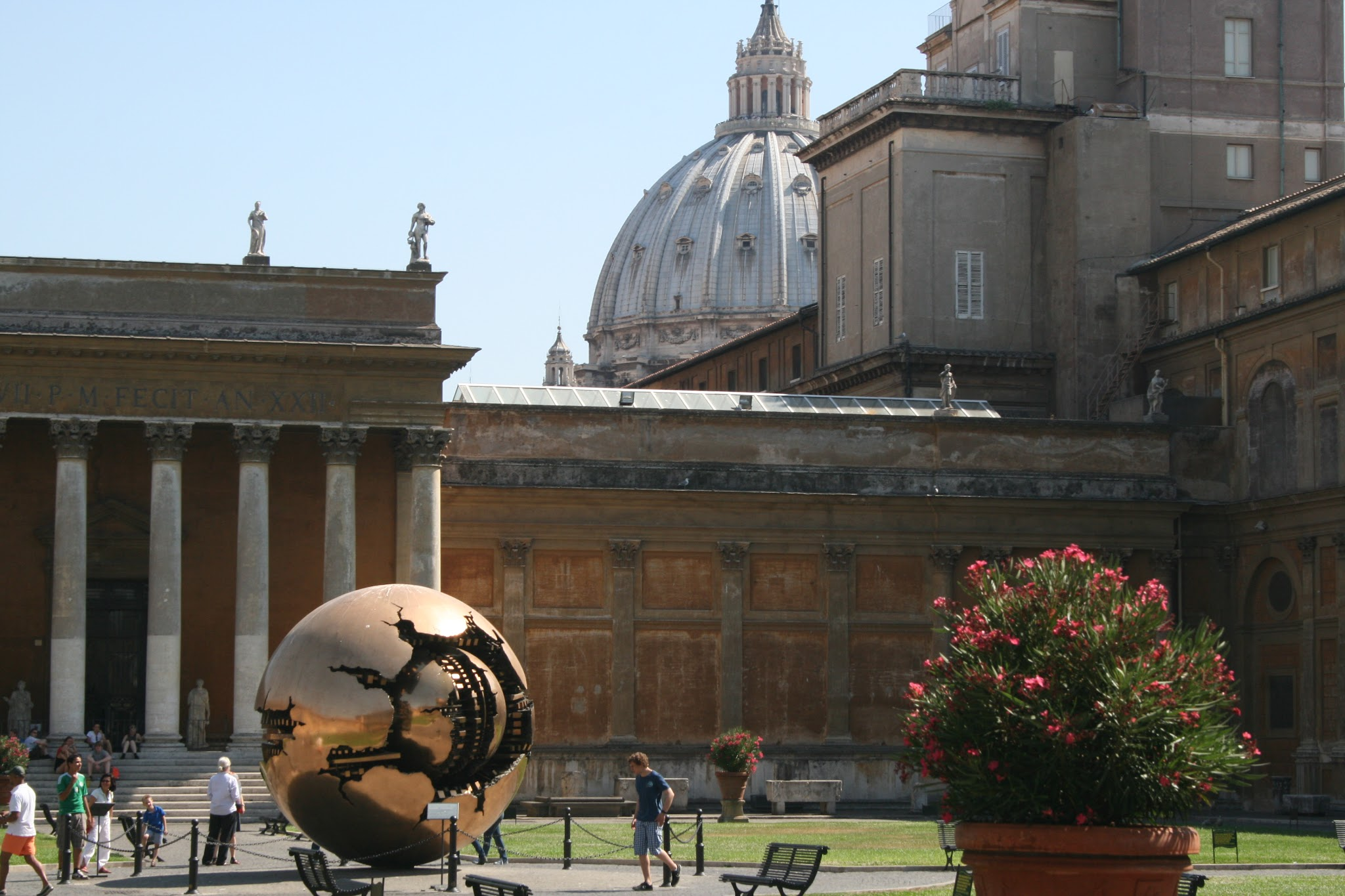 Speed ​​Dome Rome