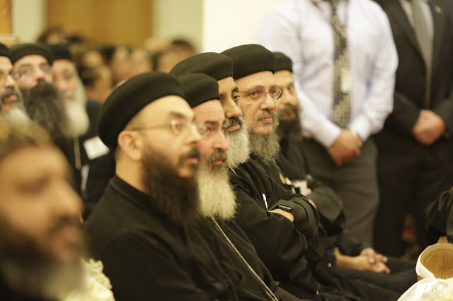 His Holiness Pope Tawadros II visit to St. Mark LA - _09A9178.JPG