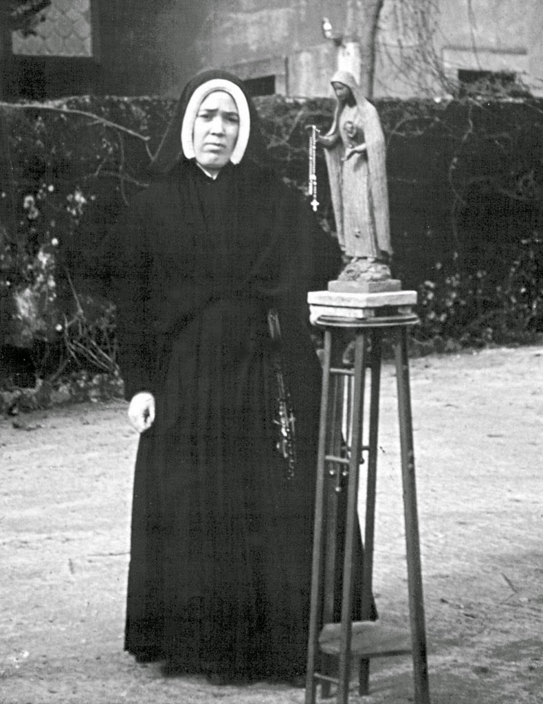 Real Sister Lucia 1947