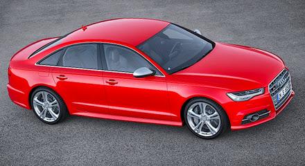 Новая модель Ауди А6