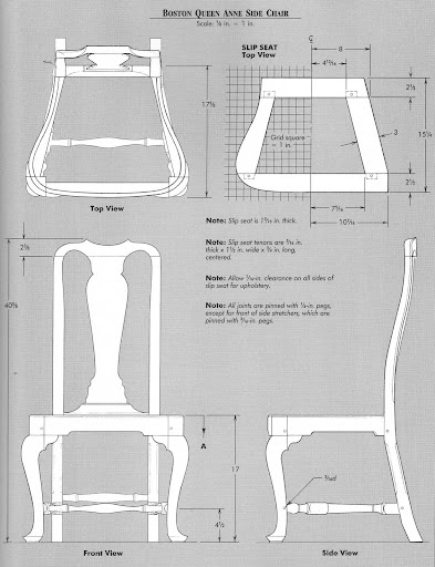 1000 images about 18th century american furniture on for Queen anne furniture plans
