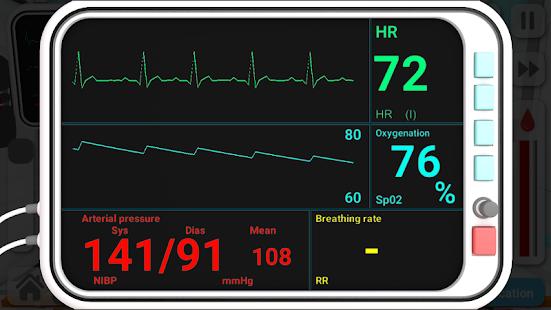 Reanimation inc 3D Medical Ambulance Simulator 24 MOD APK