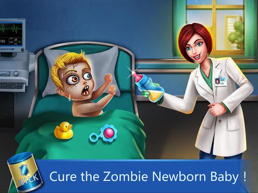ER Hospital 2 - Zombie Newborn Baby ER Surgery 1.2 Mod screenshots 1