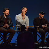 WWW.ENTSIMAGES.COM -       Meet the Filmmakers: Ron Howard, Chris Hemsworth and Daniel Brühl at Apple Store, Regent Street September 1st 2013                                                    Photo Mobis Photos/OIC 0203 174 1069