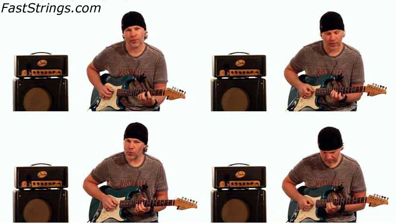 Allen Hinds - Blues Fusion Lesson Package