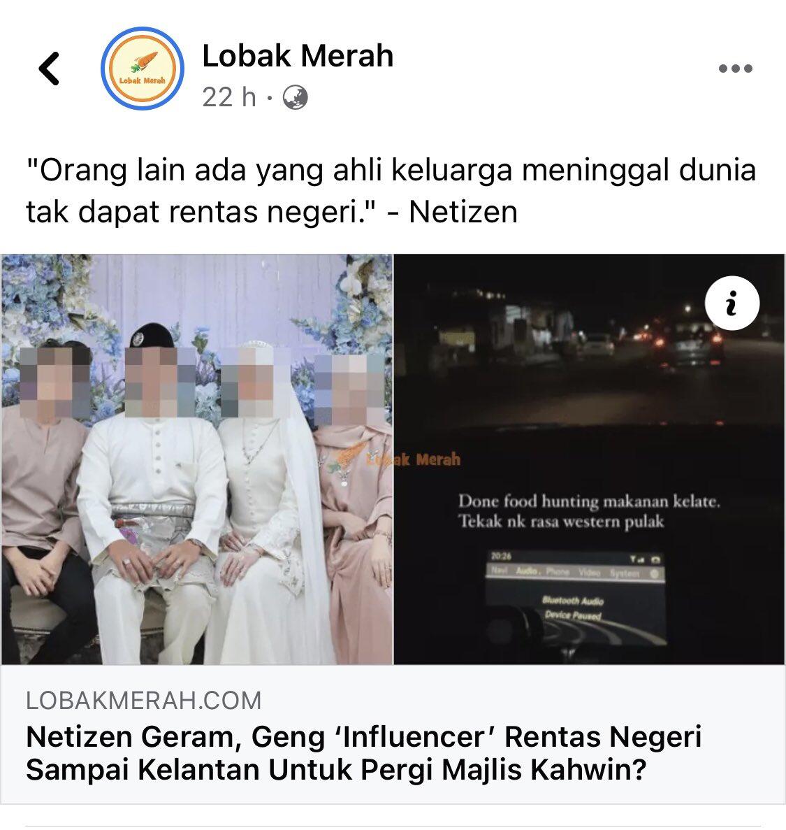 Polis Kelantan Siasat Artis Langgar SOP