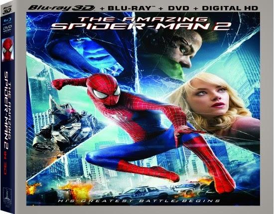 مشاهدة فيلم The Amazing Spider-Man 2  مترجم BluRay