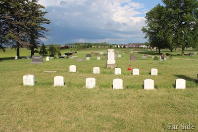 eleven graves