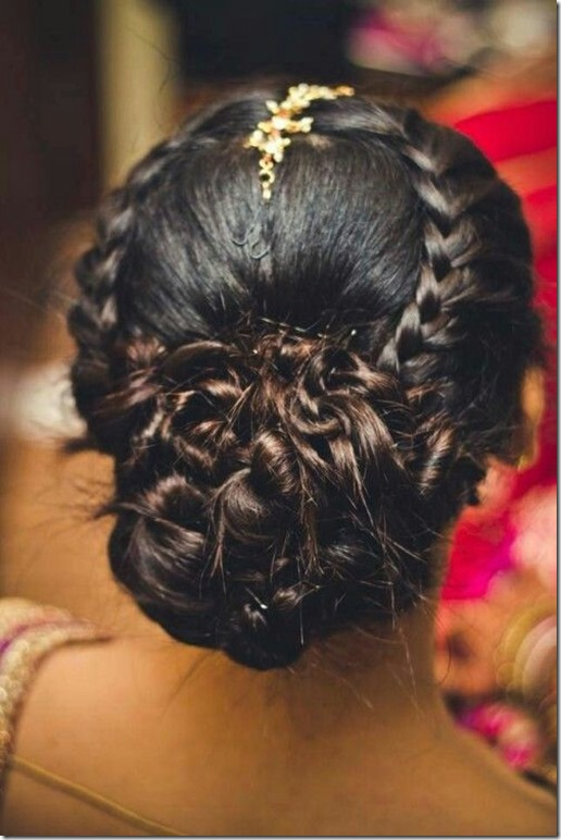Indian Wedding Hairstyles (66)