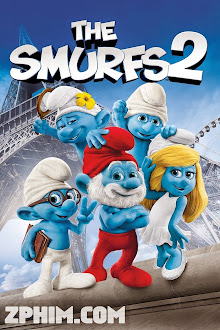 Xì Trum 2 - The Smurfs 2 (2013) Poster