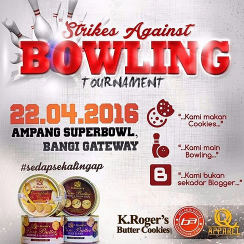 Strikes Against Bowling Tournament 2016 !