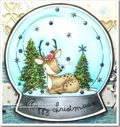 Christmas Snowglobe (1)