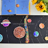Sparkly Planets for your Solar System