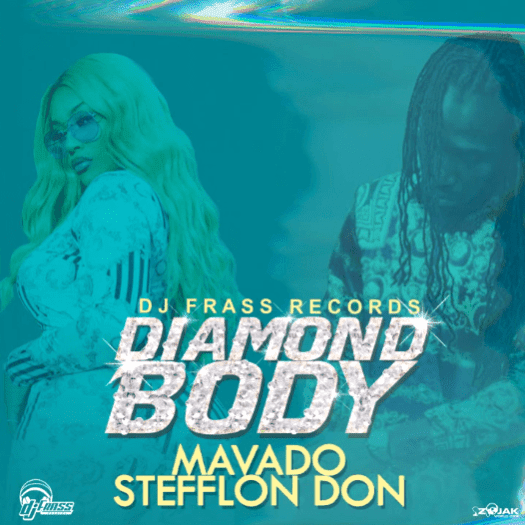 Mavado – Diamond Body ft Stefflon Don (Prod by Dj Frass)