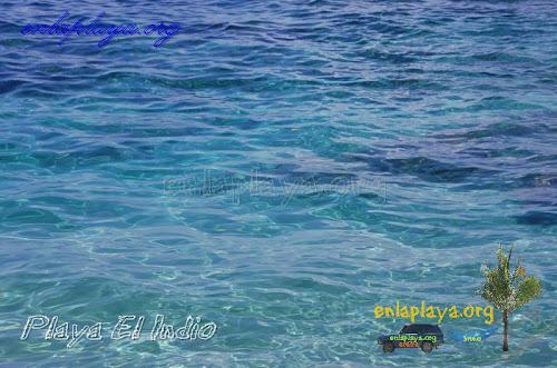 Playa El Indio Estado Miranda