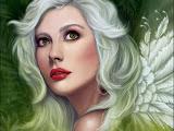 Elegant Faerie Woman
