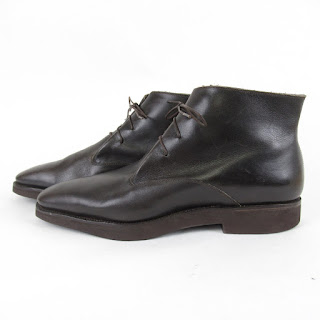 Stefano Bemer Valextra NEW Ankle Boots