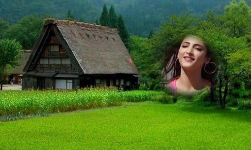 Beautiful Village Photo Frames New - náhled