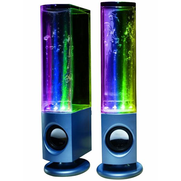 Water Fountain speakers