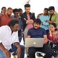 V.V.Vinayak Working Stills