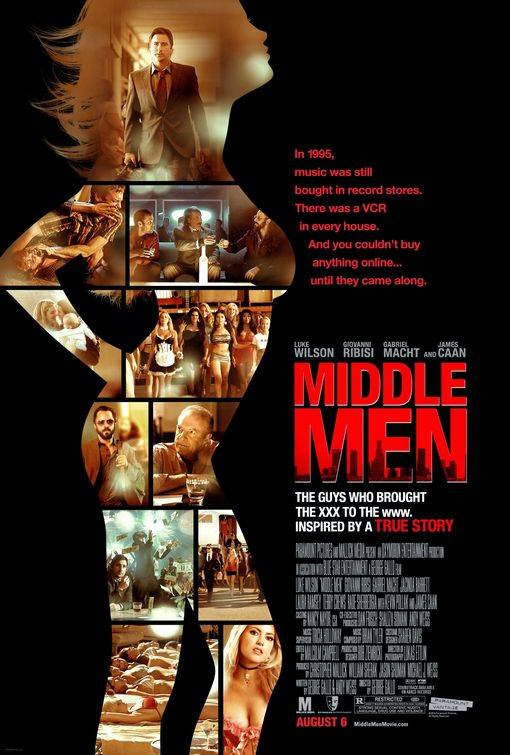 Poster Of Middle Men (2009) Full Movie Hindi Dubbed Free Download Watch Online At Alldownloads4u.Com