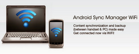 Android Sync Manager WiFi 2.2