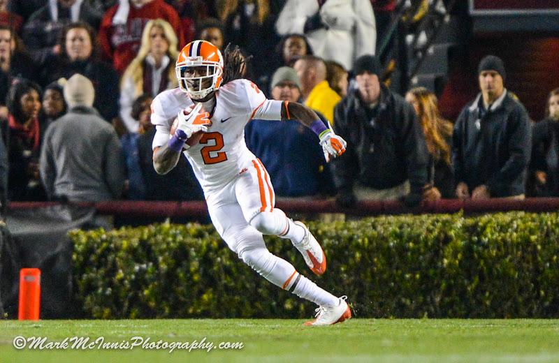Clemson vs. South Carolina - McInnis Photos - 2013, Football, MarkMcInnisPhotography.com, South Carolina