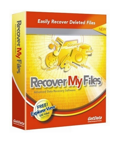 Recover My Files v4.9.4.1343 [Espa�ol] Full, Recupera archivos perdidos por virus, accidente, etc
