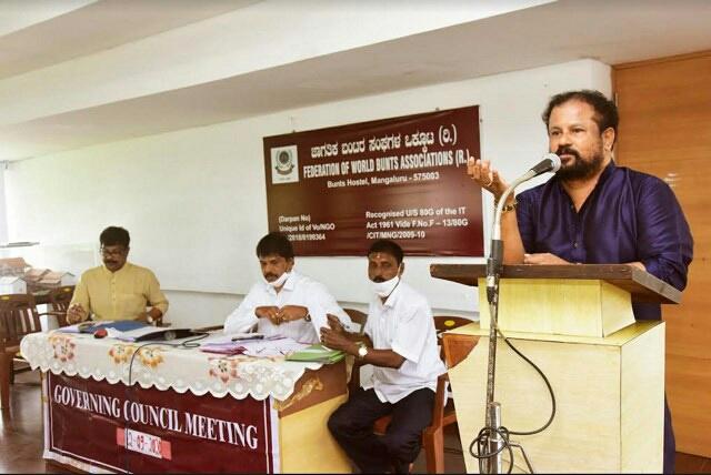ಲಾಕ್ಡೌನ್ ಬಳಿಕ ಬಂಟ ಸಮಾಜ ಪರ ಸೇವೆಗೆ ಹೆಚ್ಚಿನ ಆದ್ಯತೆ : ಐಕಳ ಹರೀಶ್ ಶೆಟ್ಟಿ