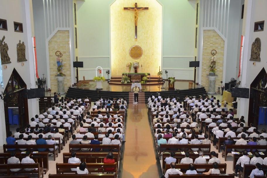 Giáo hạt Phú Thọ: khóa huấn luyện quí chức HĐMV GX