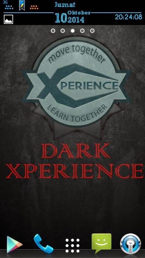 Costum Rom Dark Xperience V3 For Lenovo A516