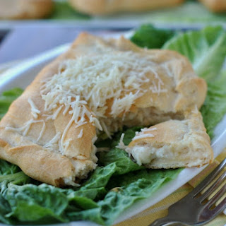 Chicken Caesar Pockets