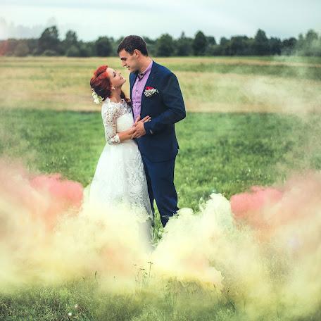 Wedding photographer Elina Kabakova (artvisionlv). Photo of 21.11.2017