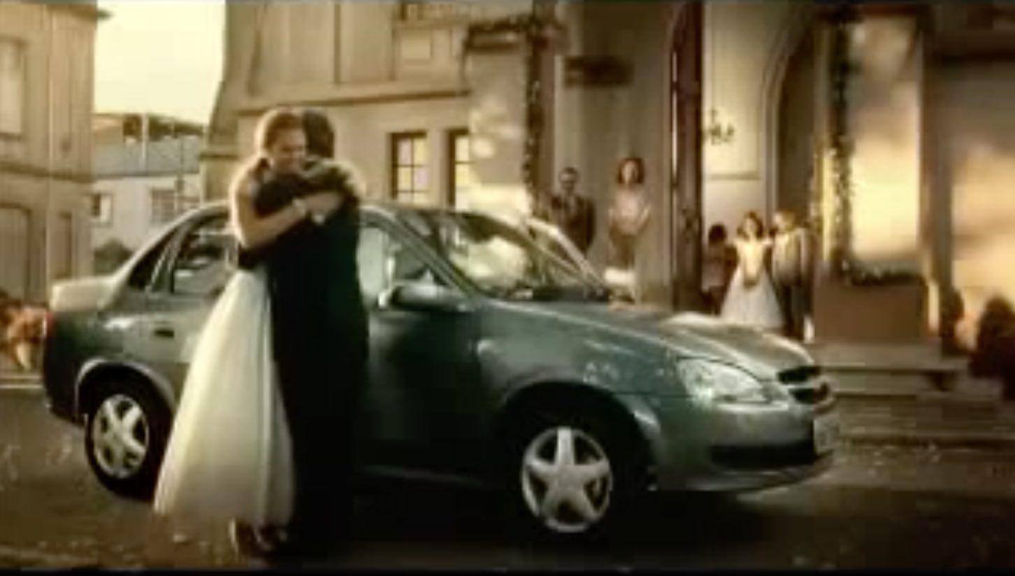 Propaganda do Chevrolet Classic modelo 2011