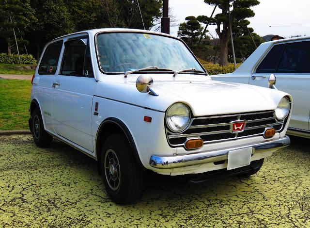 HondaN360ホンダN360-2