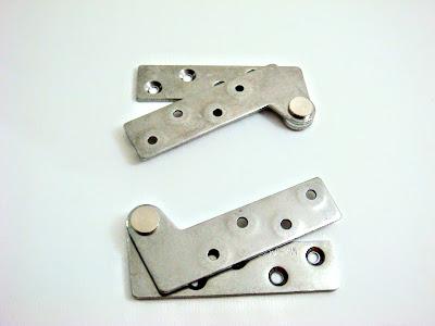 裝潢五金品名:G7446-大型剪刀鉸鍊材質:白鐵玖品五金