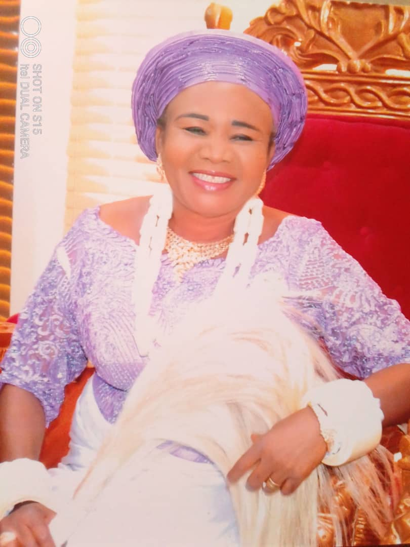 Ads4naira MD Sends Birthday Wishes To Mother