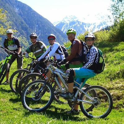 Mittelvinschgauer Trailtour 17.04.14