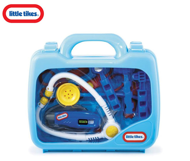 Bộ đồ chơi dụng cụ bác sĩ Little Tikes LT-634918