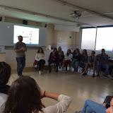 2015-10-21 Els Pallapupas realitzen un taller als alumnes de CAI