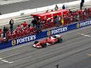 MIchael Schumacher wins 2004 US F1 GP F2003GA