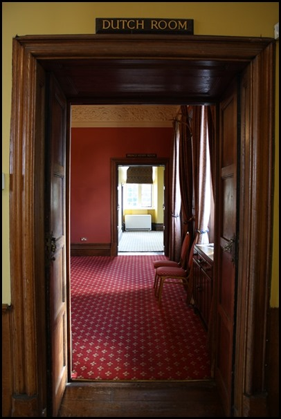 Charlton House - The Dutch Room