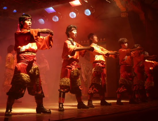 CHINE SICHUAN.KANDING , MO XI, et retour à KANDING fête du PCC - 1sichuan%2B1771.JPG