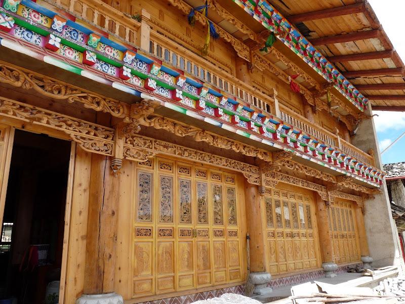 Chine. Yunnan.Shangri la Course hippique annuelle - P1250808.JPG