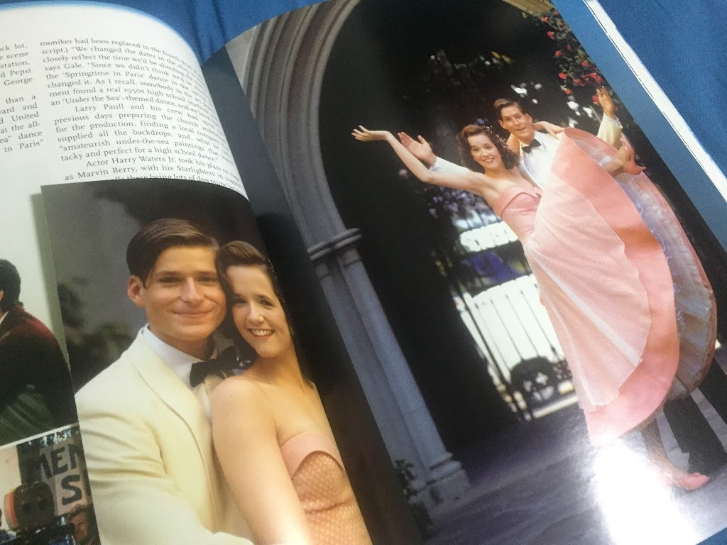 George and Lorraine's prom photo:ジョージとロレインのダンスパーティ